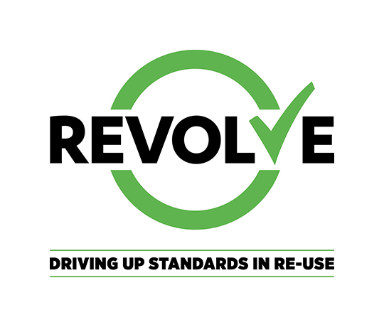 Revolve: driving up standards in re-use